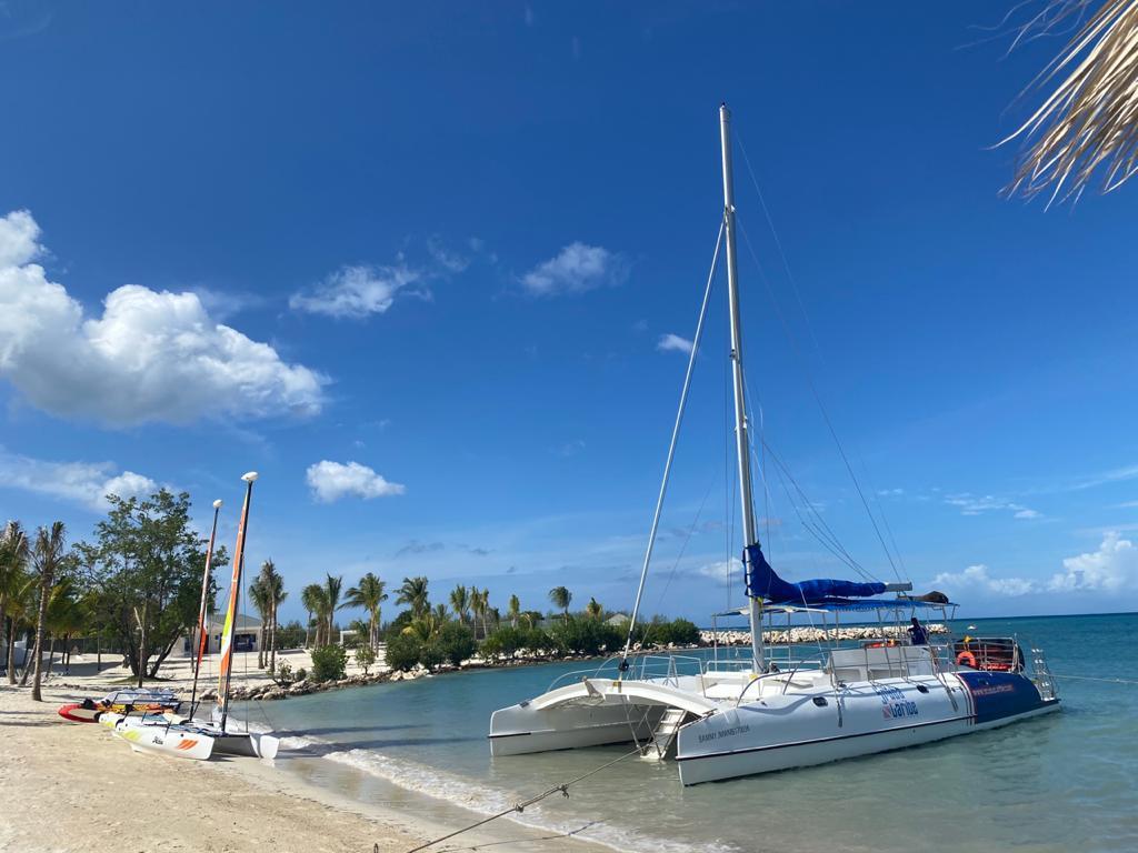 ScubaCaribe at RIU Montego Bay Jamaica