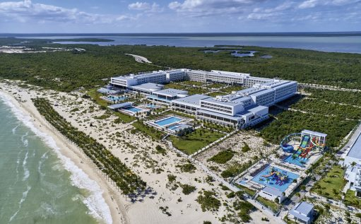 riu palace costa mujeres view