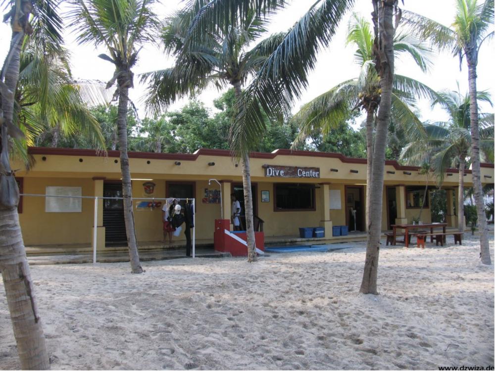 ScubaCaribe RIU Yucatan 2005
