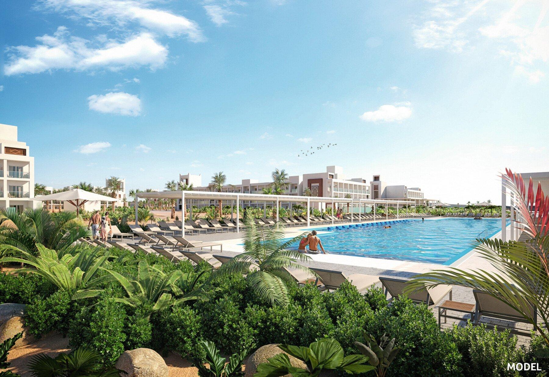 RIU Palace Santa Maria pool